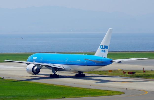 KLM asia PH-BQK