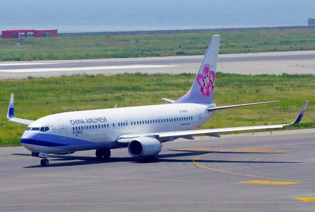 CHINA AIRLINES B-18663