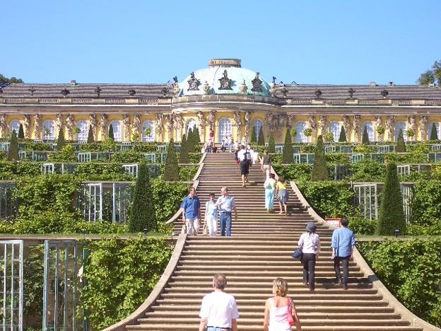 サンスーシ宮殿の画像 p1_21