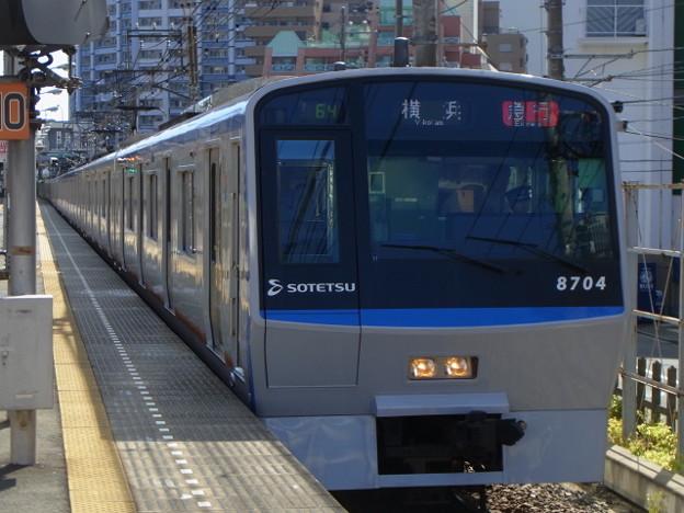 相鉄本線 急行横浜行 RIMG2348