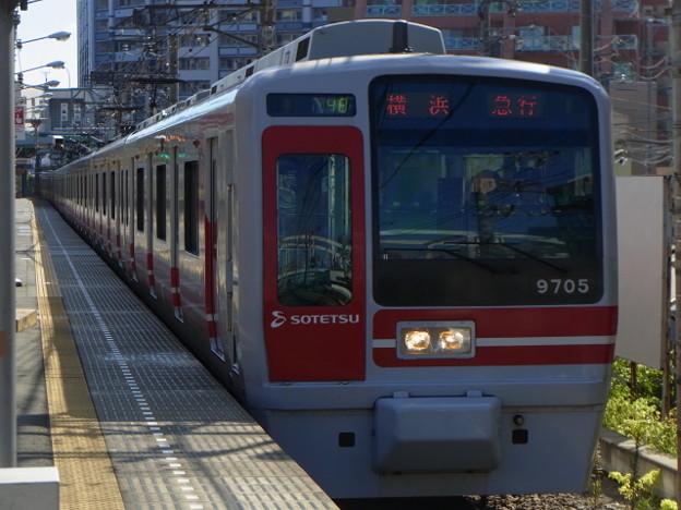 相鉄本線 急行横浜行 RIMG2359