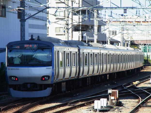 相鉄本線 普通横浜行 RIMG2368