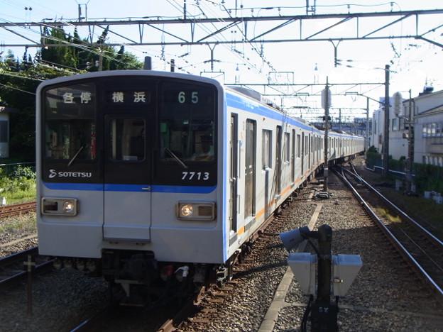 相鉄本線 普通横浜行 RIMG2475