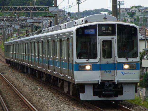 小田急多摩線 区間準急新宿行 RIMG3633
