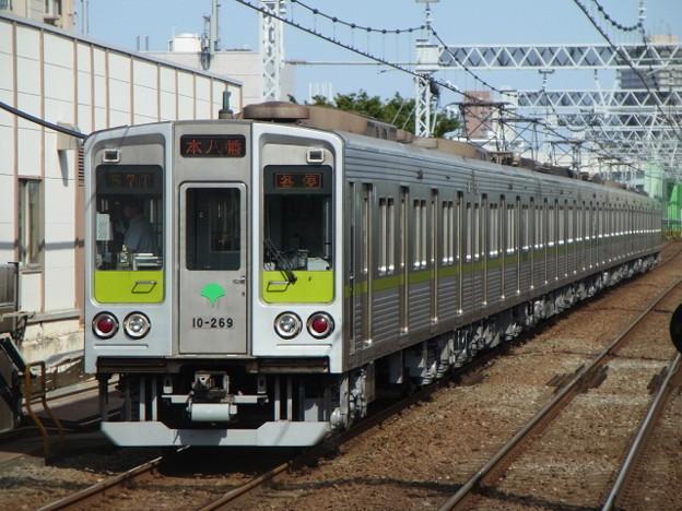 都営新宿線 普通本八幡行 RIMG3820