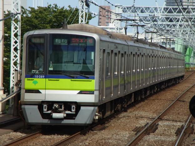 都営新宿線 普通本八幡行 RIMG3821
