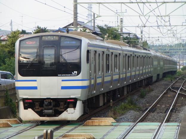 総武本線 快速エアポート成田成田空港行 RIMG4044