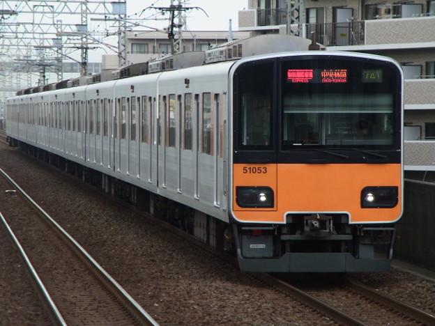 東武伊勢崎線 急行中央林間行 RIMG5248