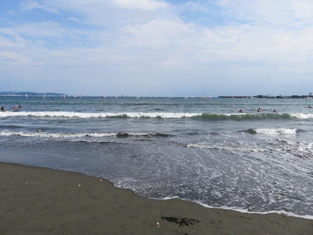 片瀬東浜海岸 海その861 IMG_3337