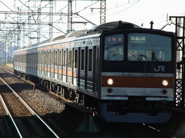 武蔵野線 普通南船橋行 RIMG5270