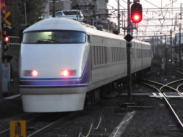 東北本線 特急スペーシアきぬ新宿行 RIMG5289