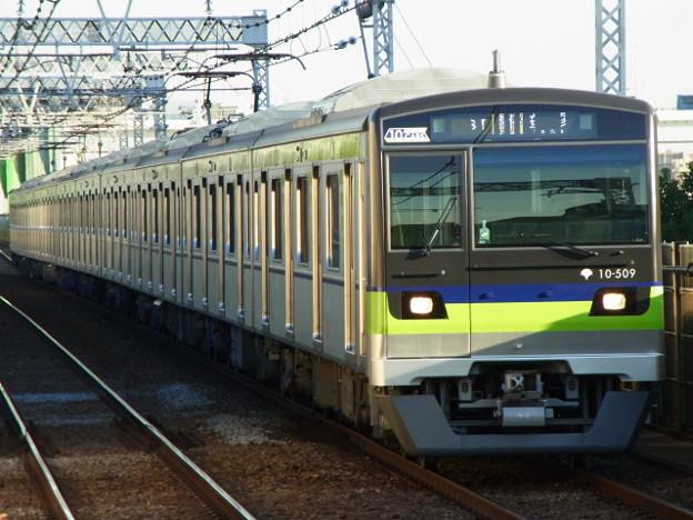 都営新宿線 普通笹塚行 RIMG5318