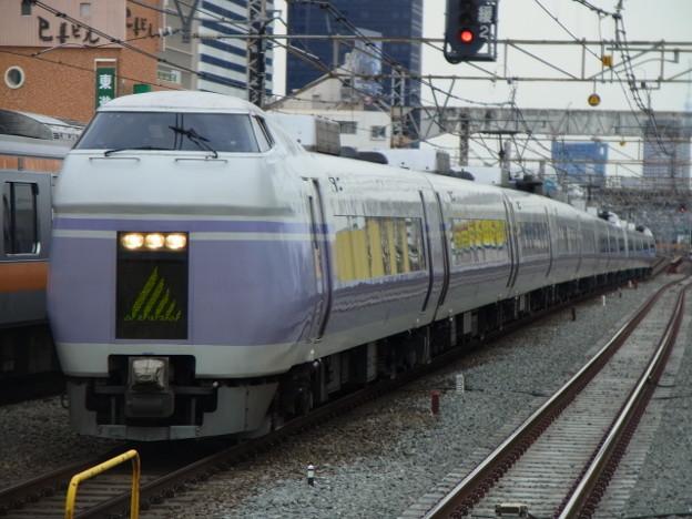 中央線 特急スーパーあずさ松本行 RIMG5499