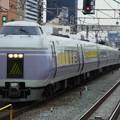 Photos: 中央線 特急スーパーあずさ松本行 RIMG5499