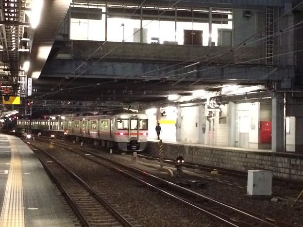 富士駅の普通列車