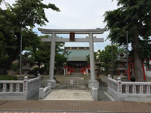 富士吉原天神社