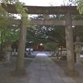 Photos: 午後7時山王神社