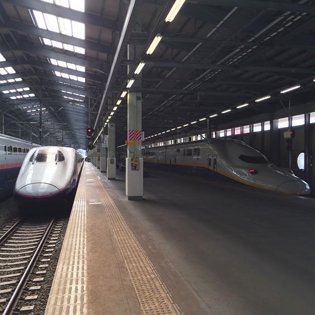 上越新幹線新潟駅