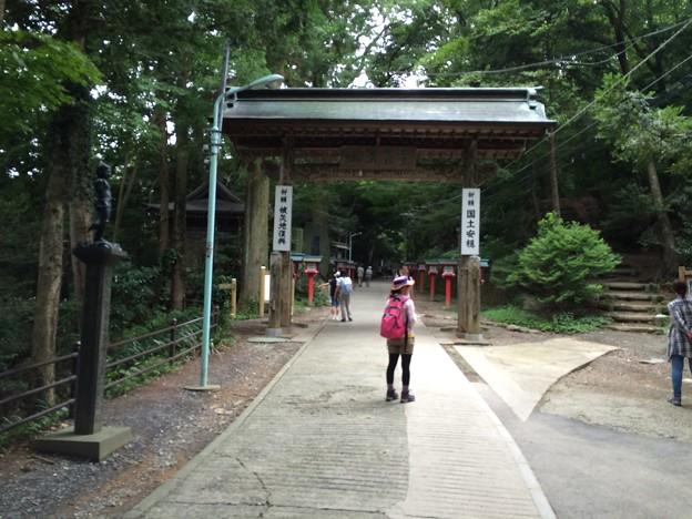 高尾山 山道1