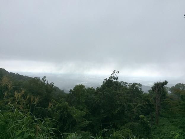 高尾山からの眺め