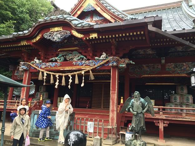 高尾山 拝殿