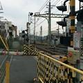 Photos: 三室戸寺駅前から京阪宇治駅方面を望む