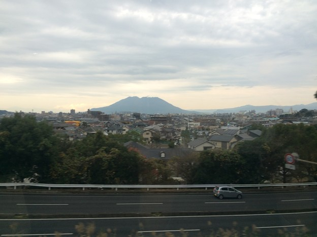 いぶたまからの桜島3