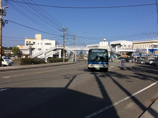 日南・飫肥行きバス