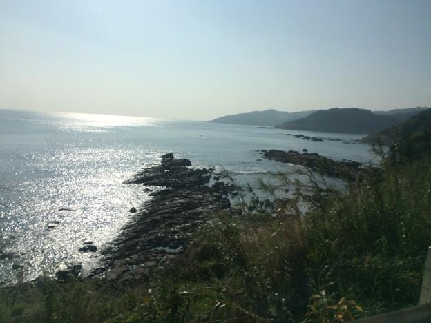 宮崎→日南の海岸線3