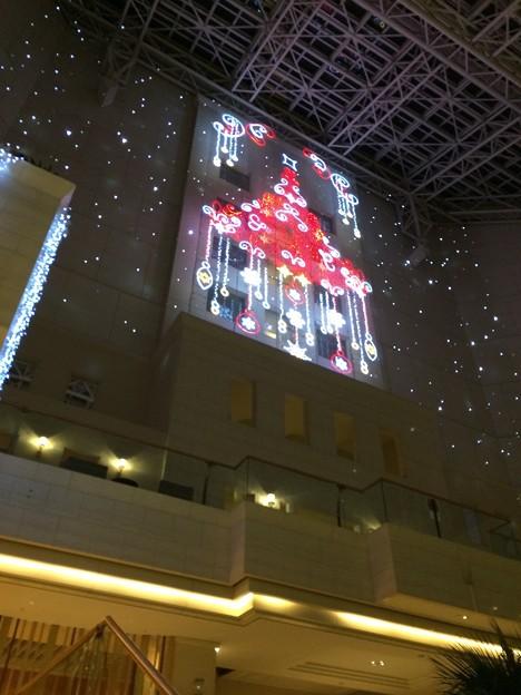 シーガイア クリスマス1