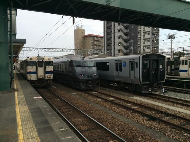 JR九州の車両たち