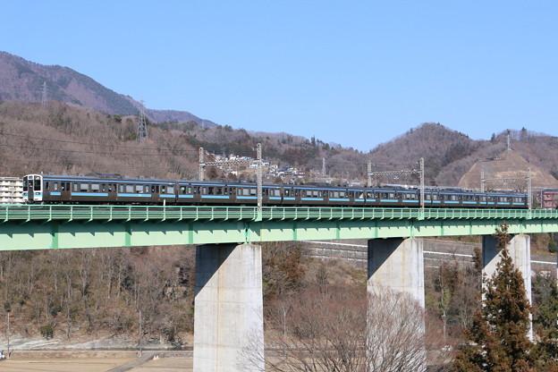 写真: 中央本線211系0番台 N601編成