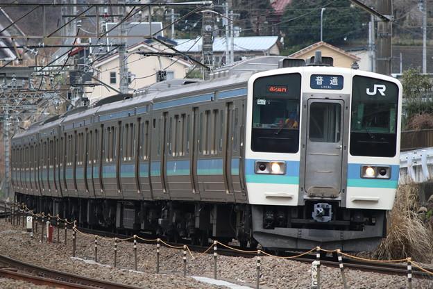 中央本線211系0番台 N602編成