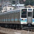 写真: 中央本線211系0番台 N602編成