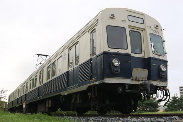 上田電鉄7200系 7255F