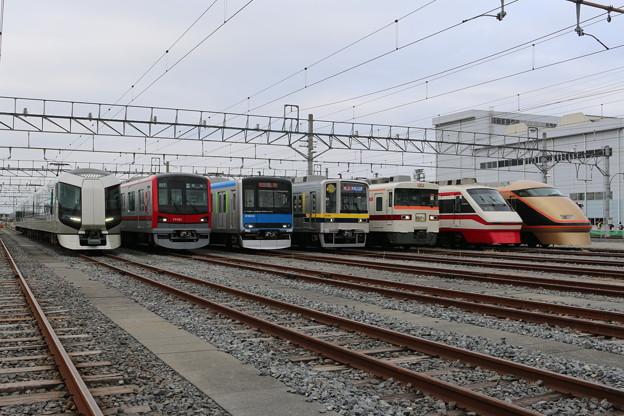 南栗橋車両管区 東武ファンフェスタ2018