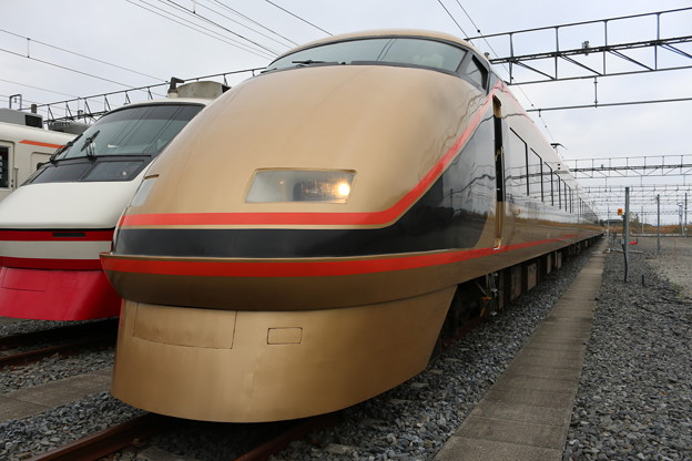 東武本線100系 103F(日光詣) スペーシア