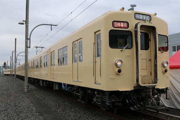 東武本線8000系 8111F(セイジクリーム)