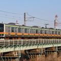 八高・川越線E231系3000番台 ハエ42編成