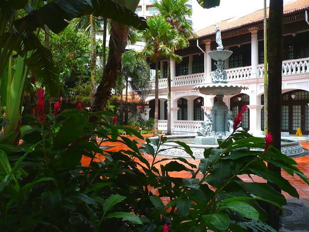 Raffles Hotel,Singapore