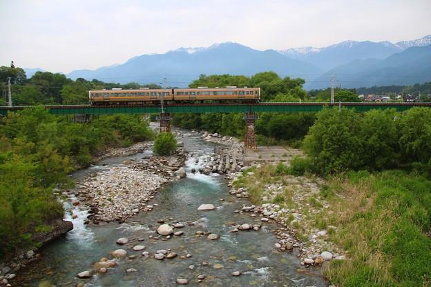 初夏の飯田線#2
