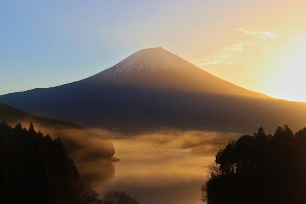 Photos: 霧の舞