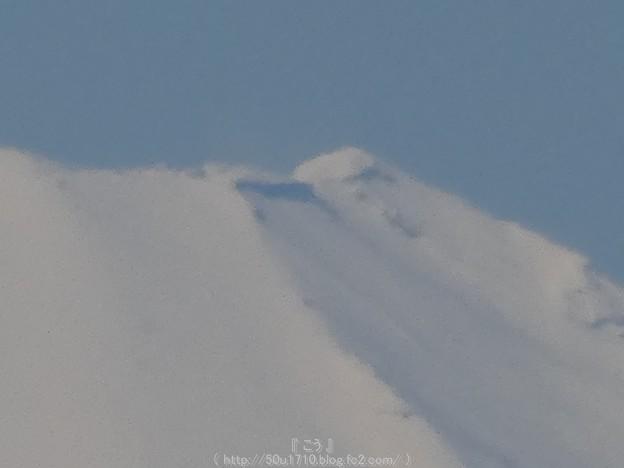Photos: 160301-富士山 (5)