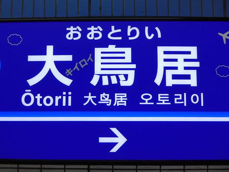 おおキイロイトリい駅 ホーム (3)