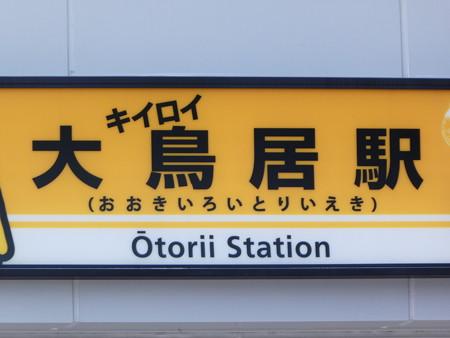 おおキイロイトリい駅 (7)