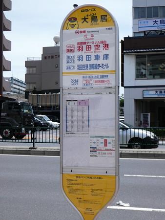おおキイロイトリい駅バス停 (1)