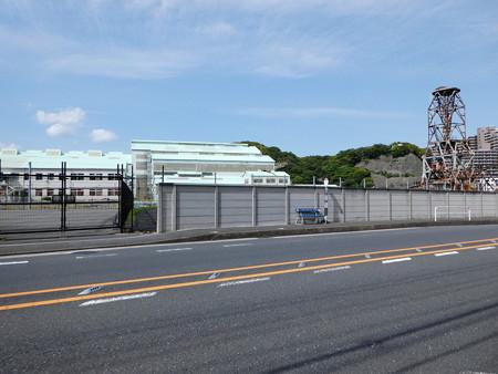 京急バス ドックマえバス停 (3)