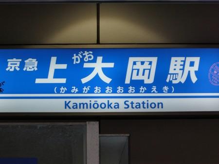 かみがおおおか駅(外) (4)
