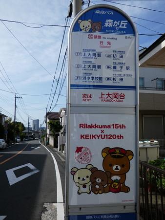 京急バス 森がお丘バス停 (4)