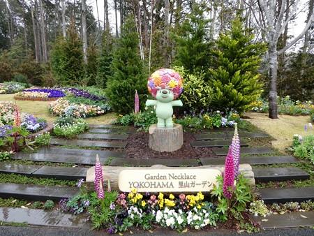 190323-里山ガーデン ガーデンベアモニュメント (1)